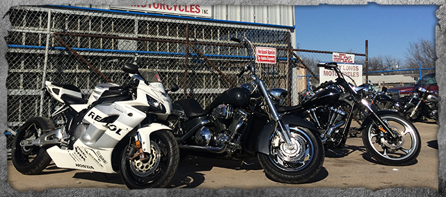 Grand Prairie Used Motorcycles
