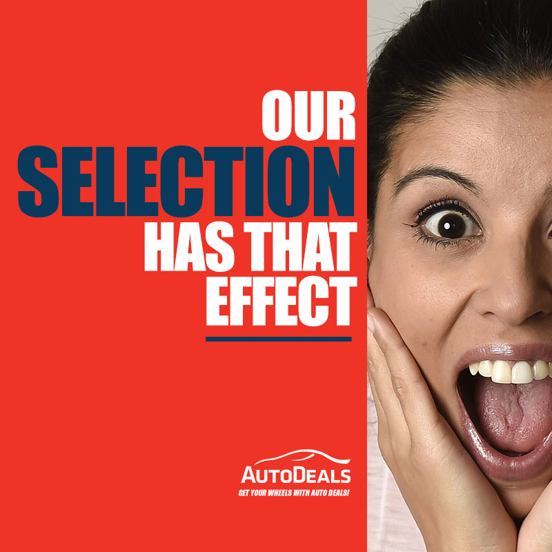 Auto Deals Selection