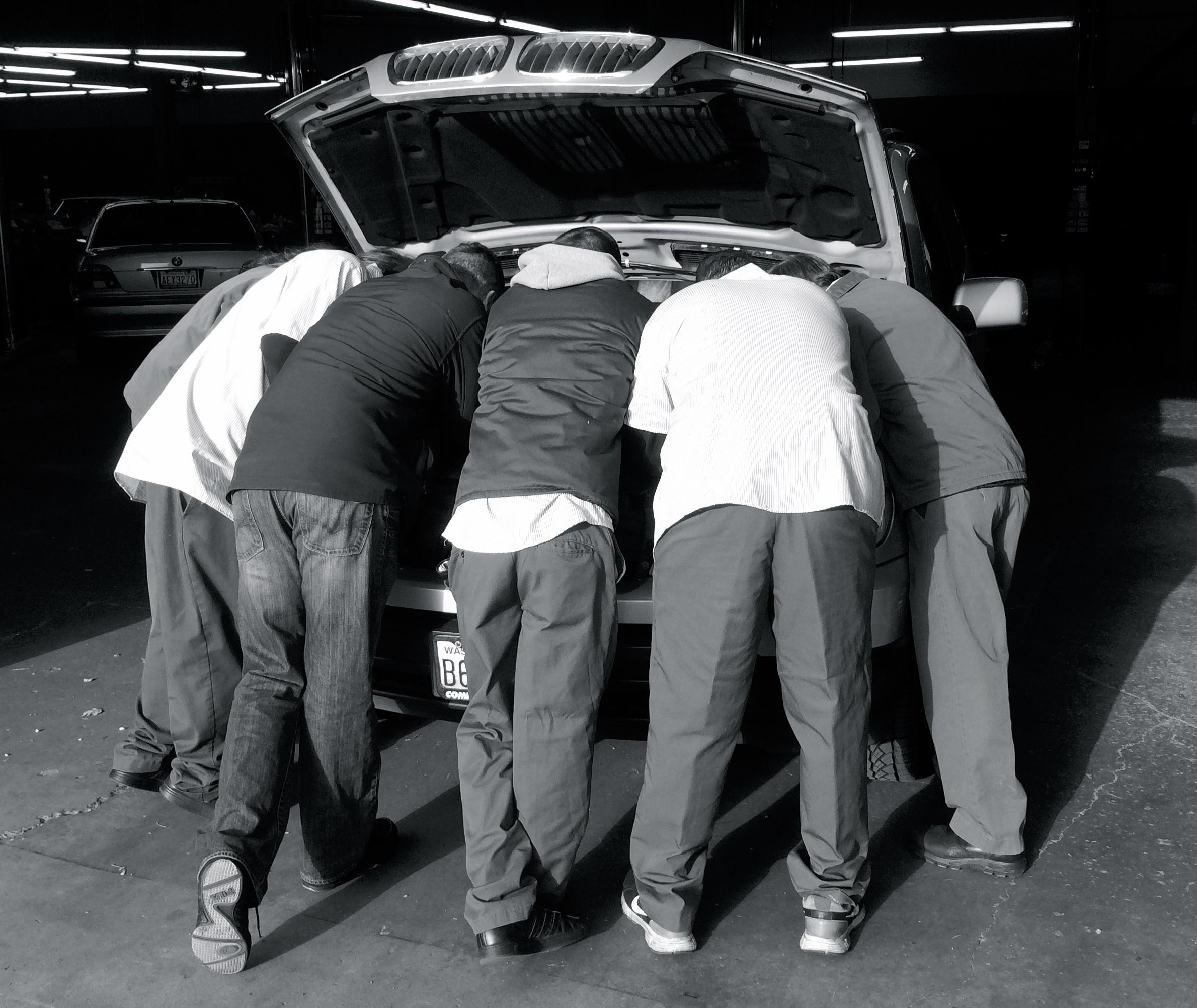 Car Repair Seattle Luxury Car Service Complete Automotive - Porsche repair seattle