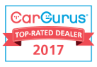 car guru top-rated dealer