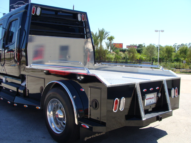 SportChassis Truck Medium duty trucks diesel