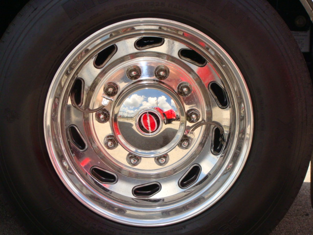 SportChassis truck wheel