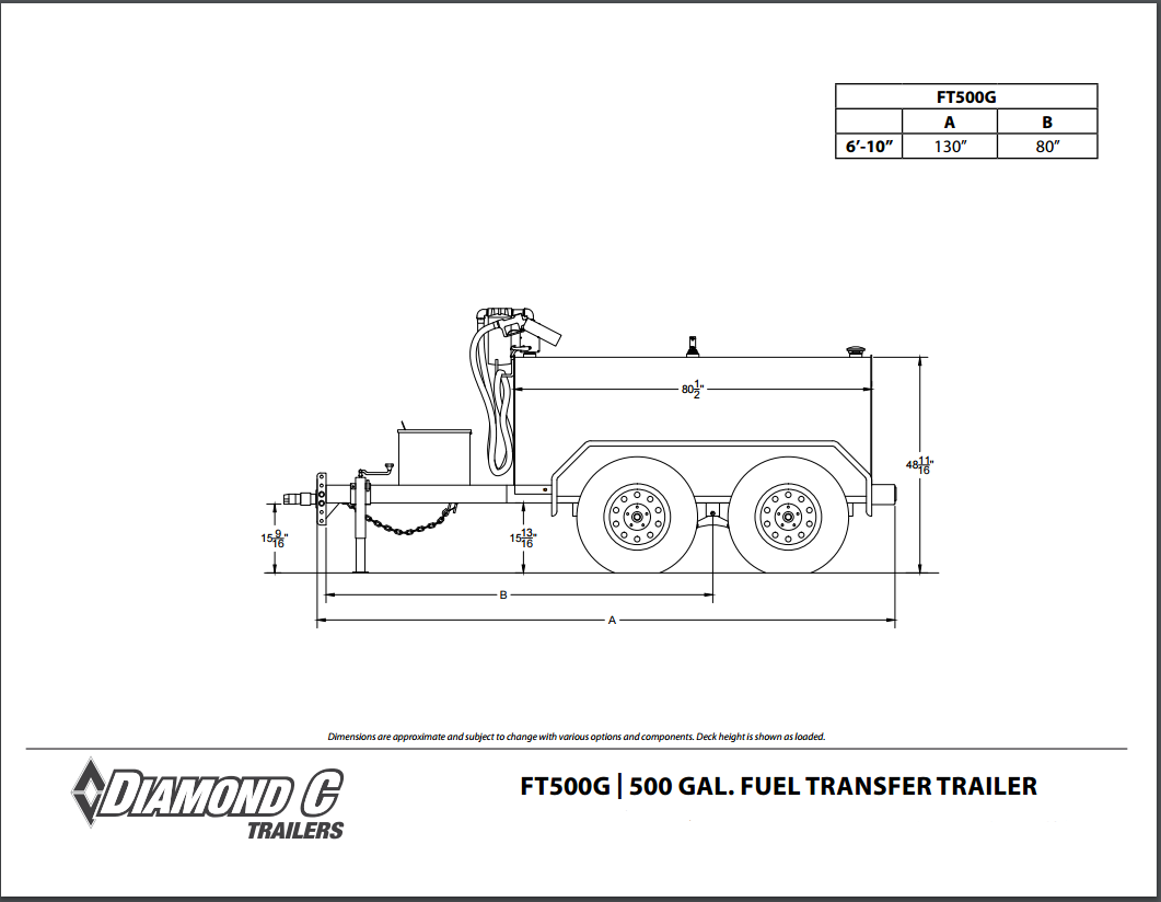 Diamond C Specialty  U0026 Custom Trailers