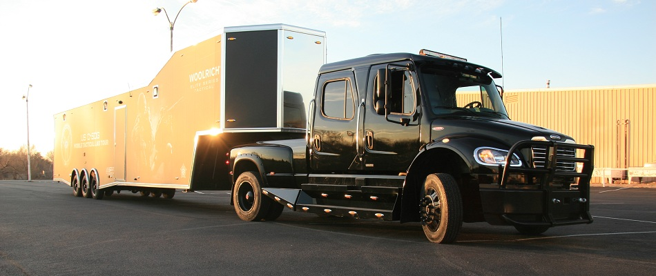 sportchassis trucks texas p2 trailer