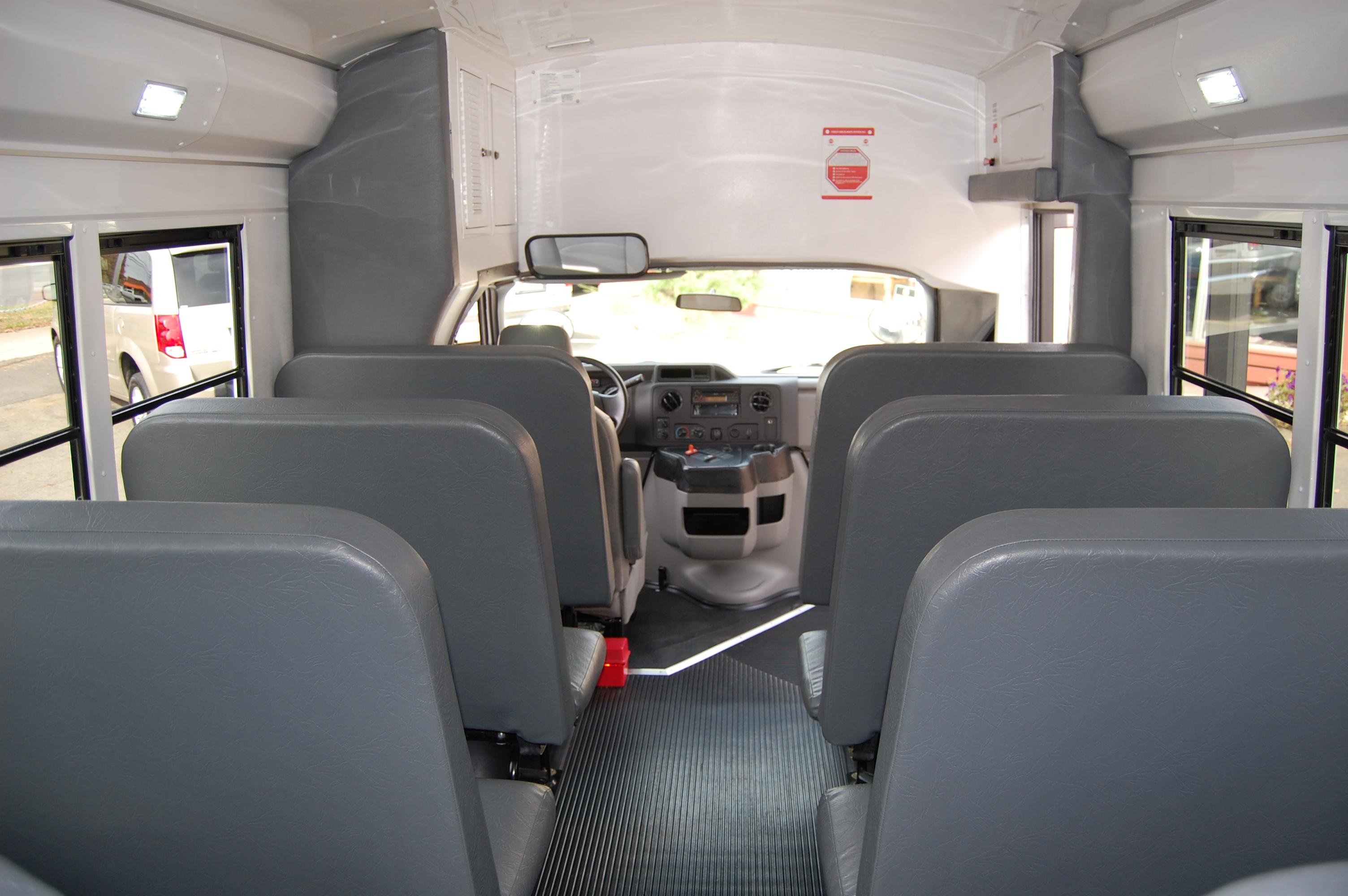 15 Passenger Activity Bus