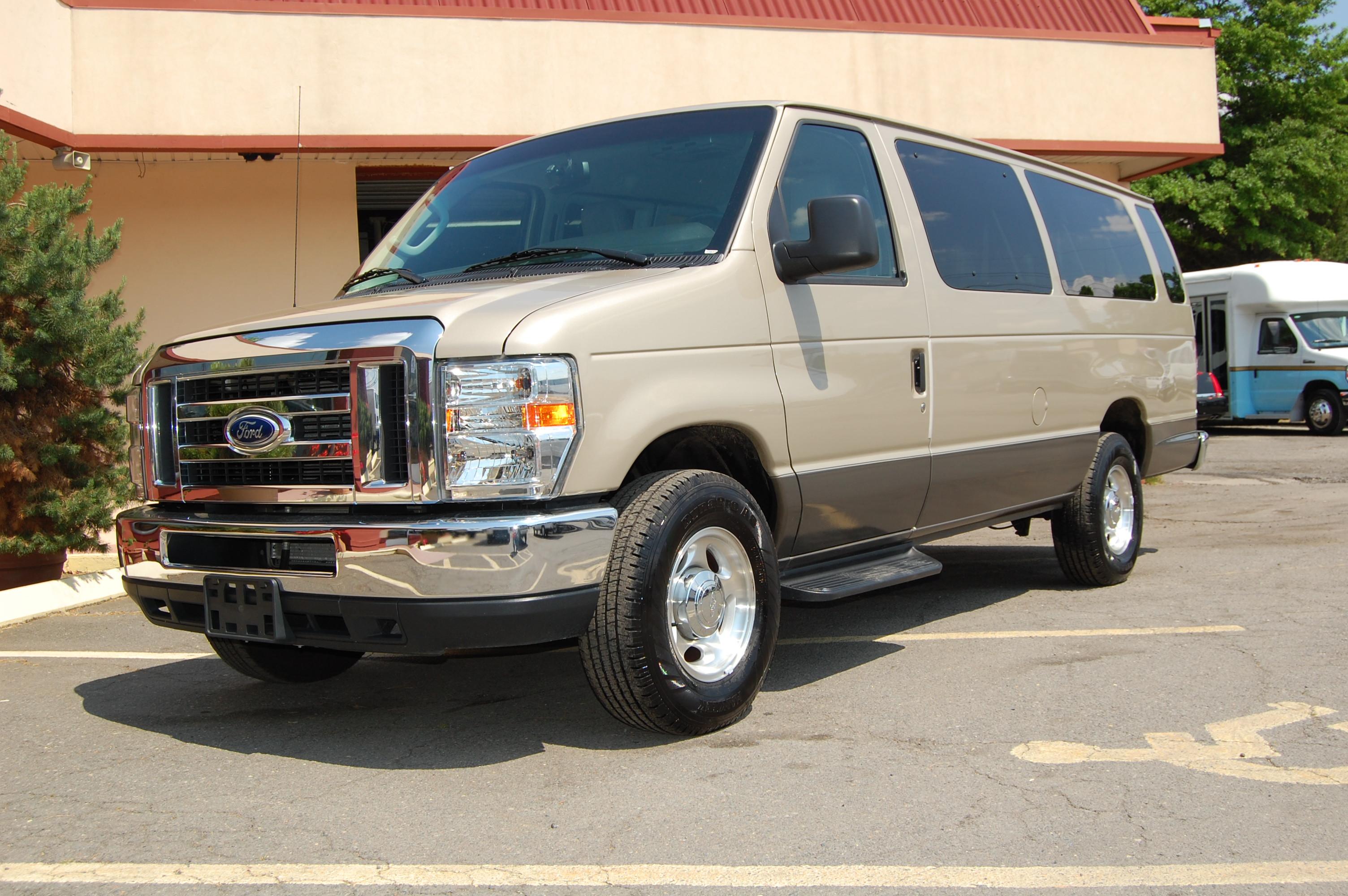 10 Passenger Vans