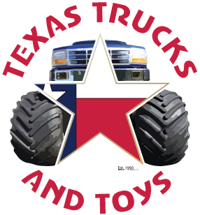 Texas Trucks & Toys Logo