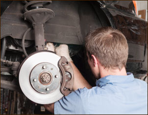 Brake Repair at M & F Auto Sales
