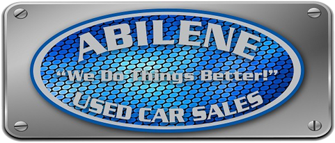 Abilene Used Car Sales Logo