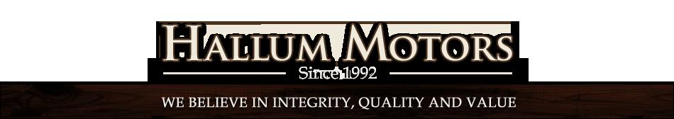 Hallum Motors