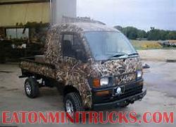 Jumbo cab est cab mini truck