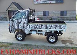 John Deere green dump truck better than a gator