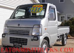4x4 automatic mini truck