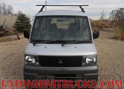 Front end 4wd off road mini van