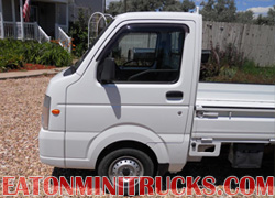 cab over mini truck 4x4 with diff lock