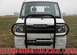 Mini Truck for sale-Mini Truck brush guard