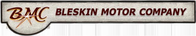 Bleskin Motor Company  Logo