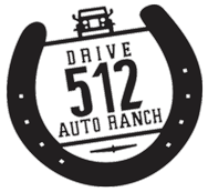 Drive 512 Auto Ranch Logo