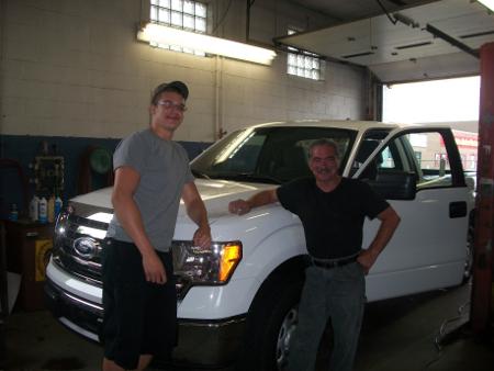 Dalton & John - Tregembo Motors