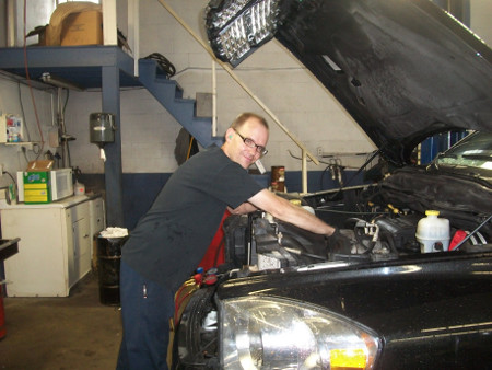 Adam, Mechanic / Technician - Tregembo Motors