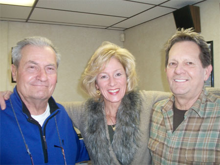 Barry Tregembo, Billie Sue DeForest and Linton - Tregembo Motors