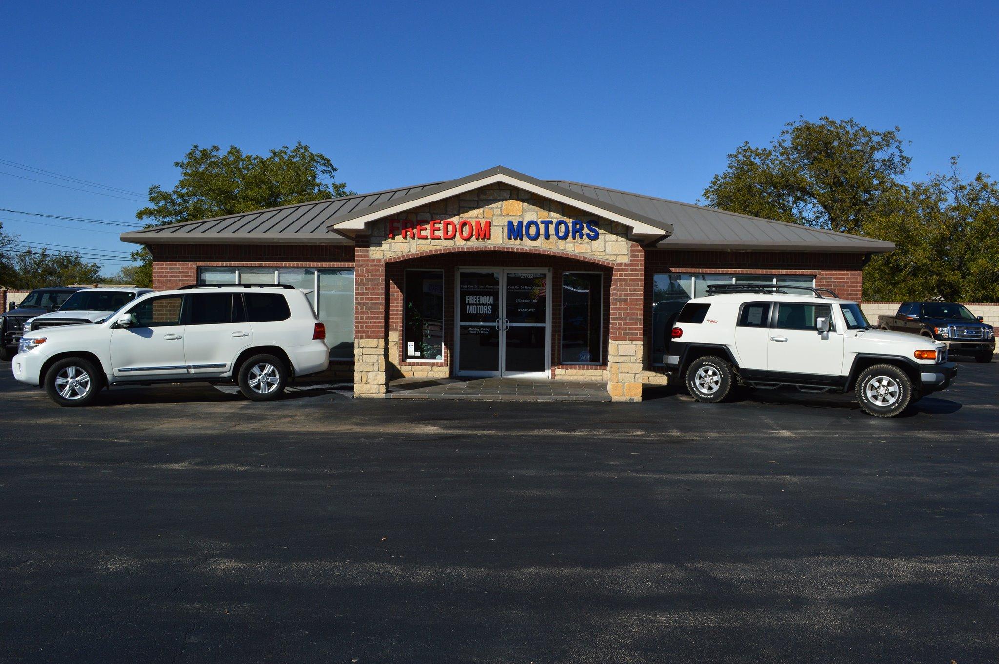 freedommotors com used cars abilene texas htm freedom motors