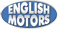 English Motors Logo