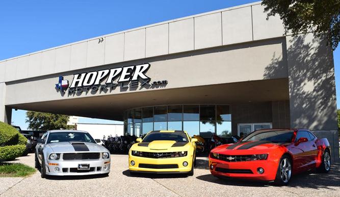 Used Car Dealers McKinney - Hopper Motorplex