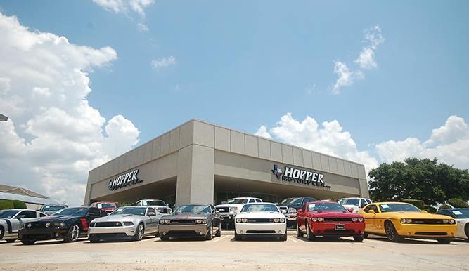 McKinney Used Cars - Hopper Motorplex