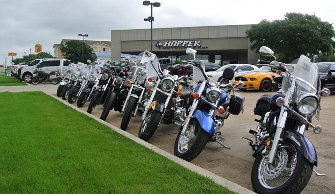 Used Cars McKinney - Hopper Motorplex