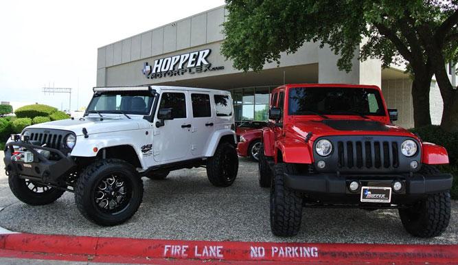 Suzuki Dealers in McKinney - Hopper Motorplex