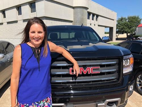 Used Cars McKinney - Hopper Motorplex - Lexi James
