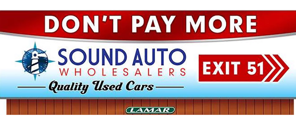 Used Car Dealer East Haven CT - Sound Auto Wholesalers