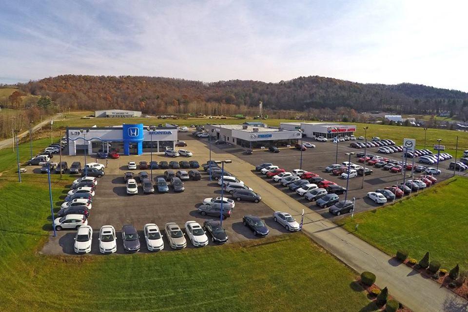 Morgantown clarksburg west virginia anthony chevrolet for Honda dealers in wv
