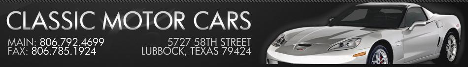 Classic Motor Cars