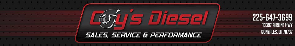 Coys Diesel Sales, Service & Performance