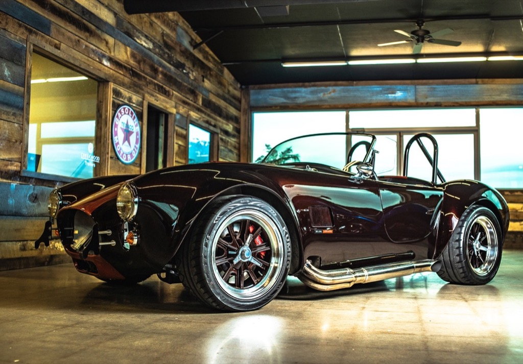 Custom Shop - Creekwood Motor Company
