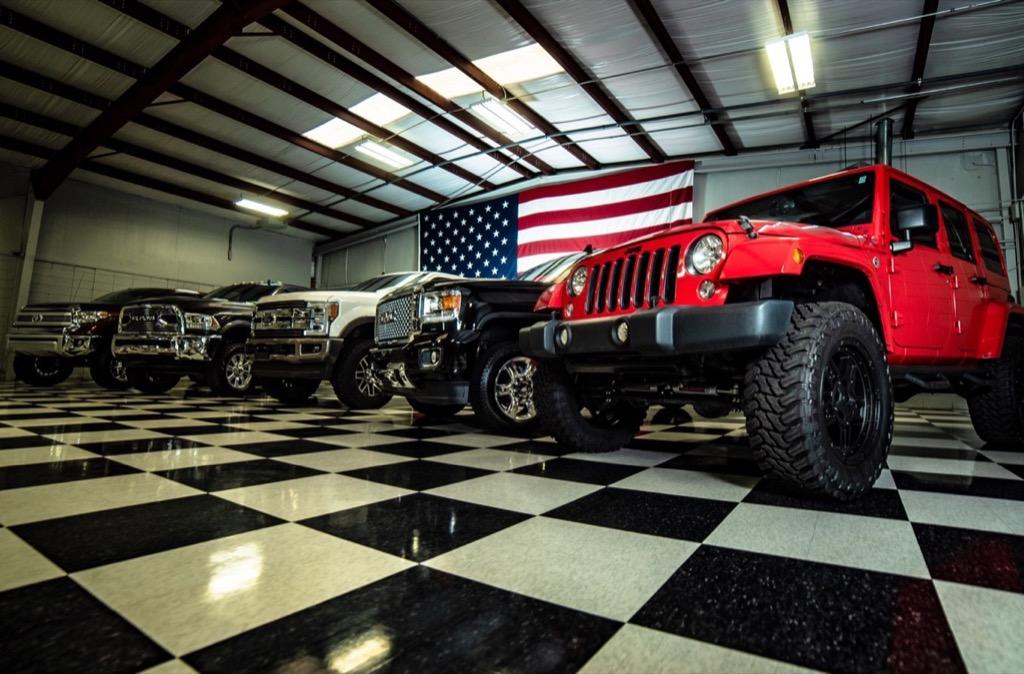 Custom Truck Shop - Creekwood Motor Company