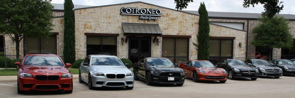 Used Luxury Cars Addison TX Cotroneo Auto Group