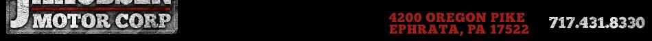 Jakobsen Motor Corp.