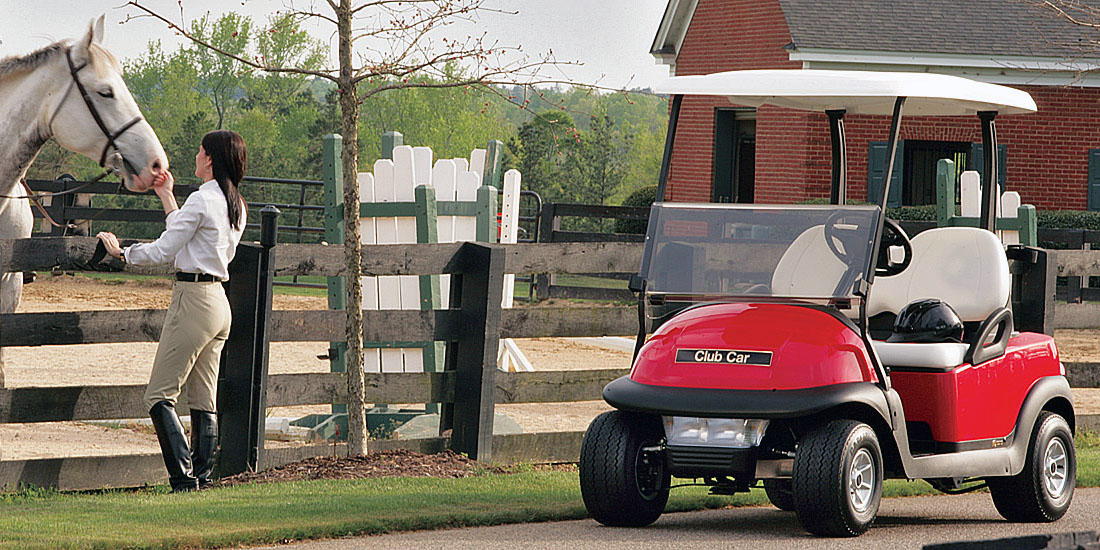 Club Car Precedent Signature golf cart for sale