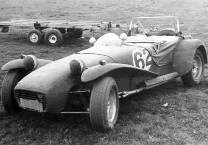 original Lotus 7
