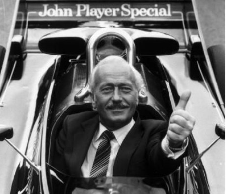 Colin Chapman 1982