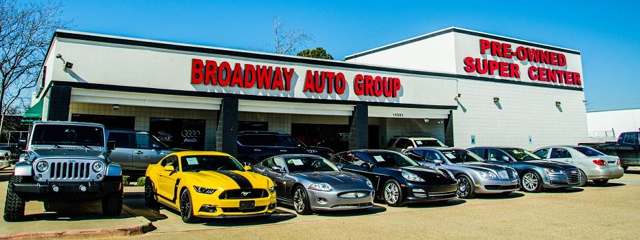 Used Cars Dallas Used Car Dealer Dallas Broadway Auto