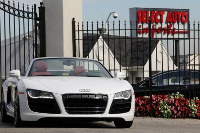 Luxury Used Cars at Select Auto Imports
