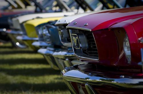 1960s Ford Mustang - Colorado Motor Car Company
