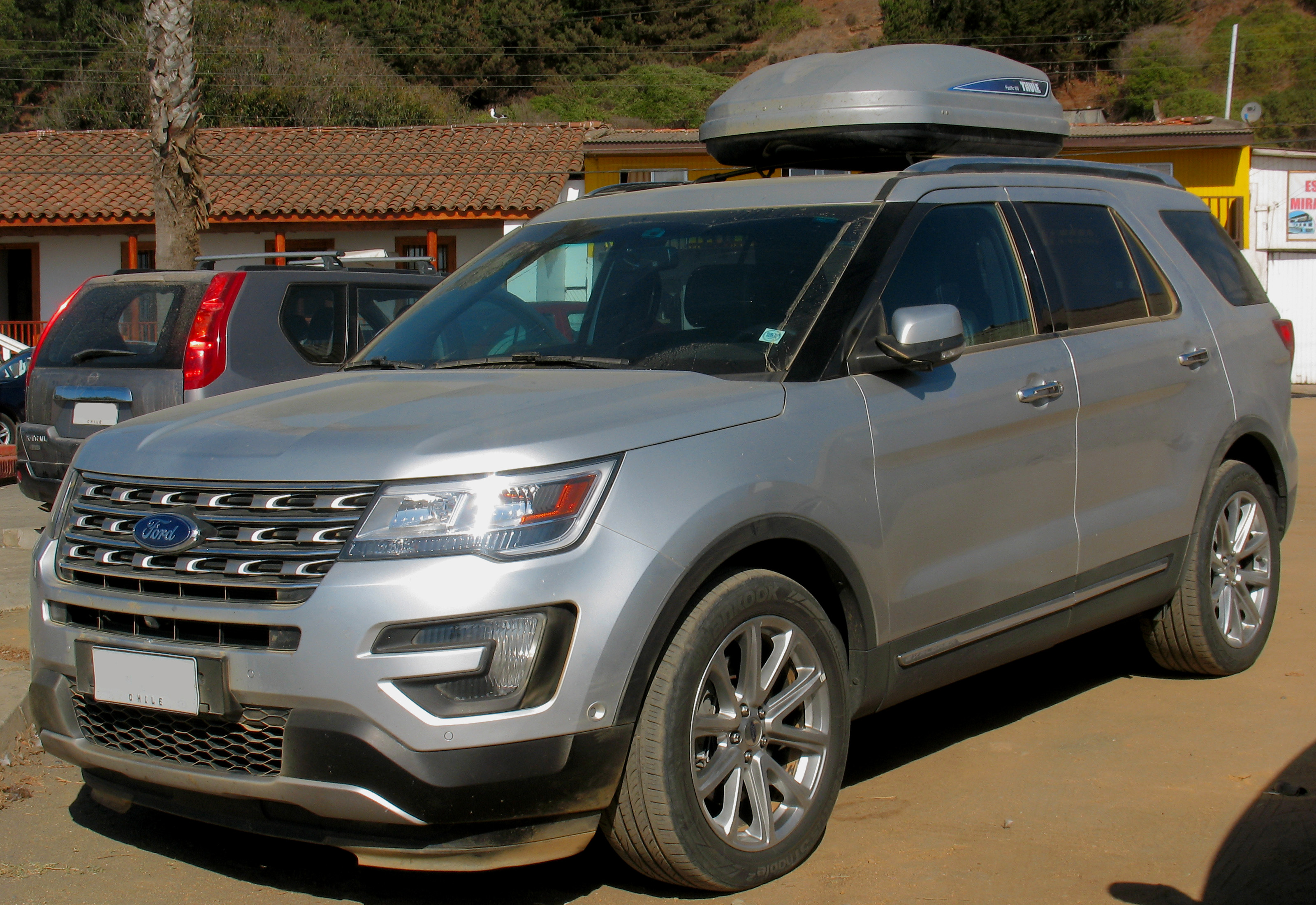 2016 Ford Explorer - Great Vehicles for Skiers - Colorado Motor Car Co.
