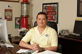 Brian Spagnola - Texas Motorcars General Manager