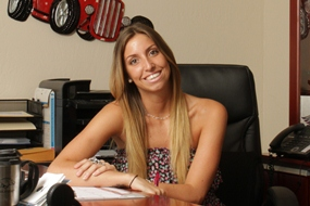 Savannah Spagnola - Texas Motorcars Assistant Office Manager