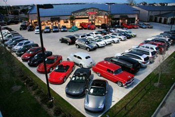 used cars Dallas - Texas Motorcars
